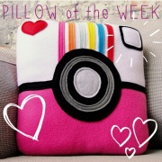 pillow of the week